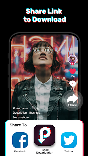 Video Downloader for Tiktok - No Watermark Free screenshot 4