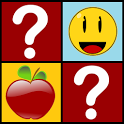 Pair matching game for kids icon