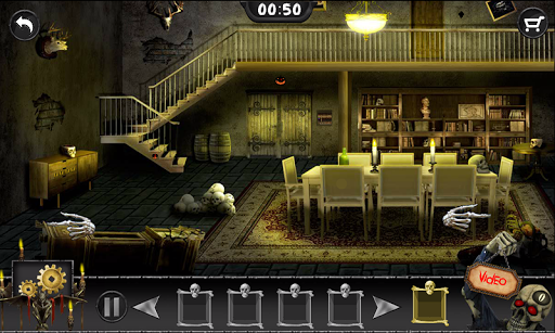 Room Escape Game - Dusky Moon  screenshots 20