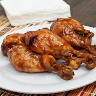 Crock Pot BBQ Chicken Drumsticks