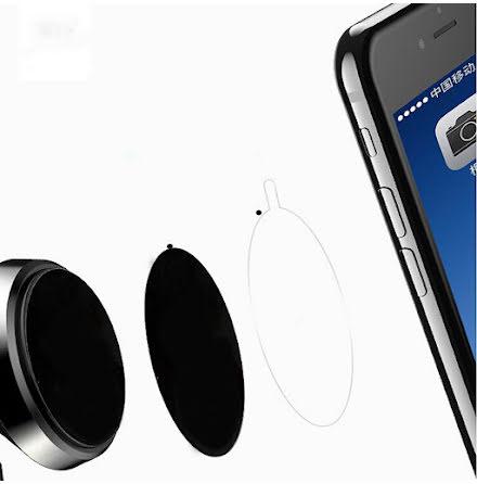 Universal Metallplatta för mobiler (Till Mobilhållare) 32mm