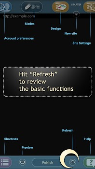 Website Builder for Android
