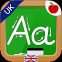 Kids Precursive Handwriting UK icon