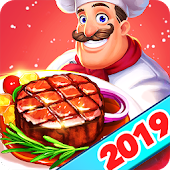 Kook Gekte - Een Chef Restaurant Spel icon