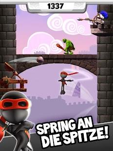 NinJump Deluxe Screenshot