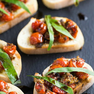 Tomato Balsamic Appetizers Recipes