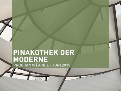 Pinakothek der Moderne - screenshot thumbnail