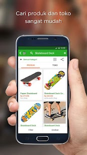 Tokopedia Online Shopping Mall- screenshot thumbnail