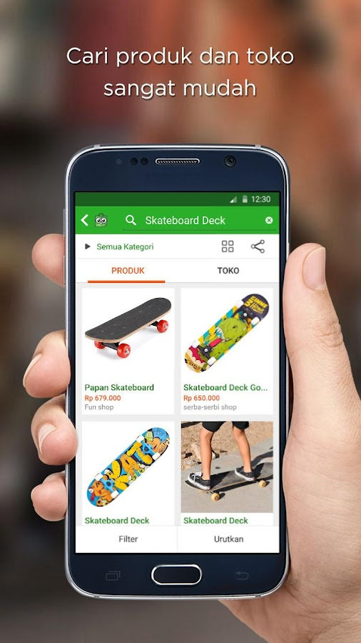 Tokopedia Online Shopping Mall- screenshot