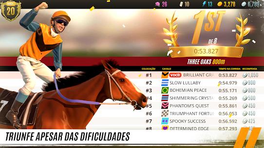 Rival Stars Horse Racing Apk Bot Lento+Oponentes Fracos 6