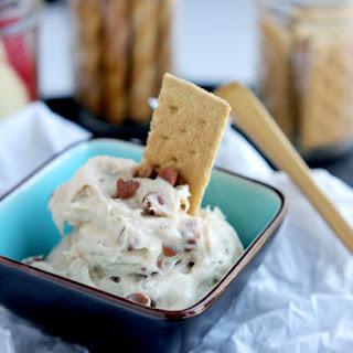Cinnamon Cream Cheese Dip.