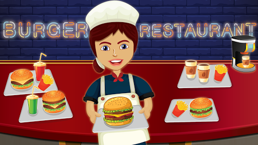 Télécharger Cooking Burger Restaurant apk mod screenshots 3