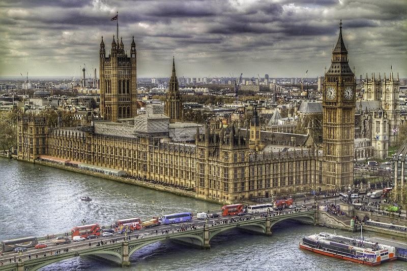 Westminster Abbey, London di mattiaamadoriphoto