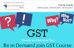 Join GST Training Course in Delhi with Free Demo Classes at SLA Consultants India