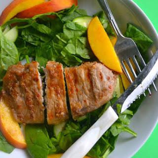 Spicy Peach Pork Chops Recipe