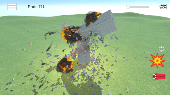 Destructive physics: demolitions simulation  Apk Download For Android and Iphone 4