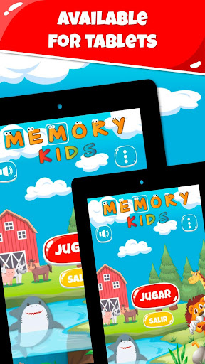 MemoKids: Toddler games free. Memotest, adhd games screenshot 7