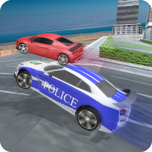 Police Car Thug Gangster Chase (game)