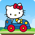 Hello Kitty aventures de course de voitures icon