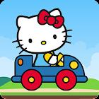 Hello Kitty гоночная приключенческая игра icon