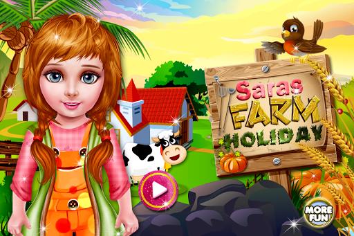 萨拉的农场度假
