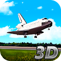 Space Shuttle Landing Sim 3D icon