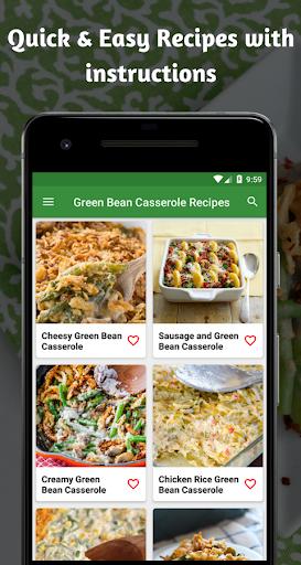 Casserole Recipes: Green Bean Casserole Recipe 1.0 screenshots 2