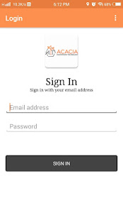 Download ACACIA ADMIN For PC Windows and Mac apk screenshot 1