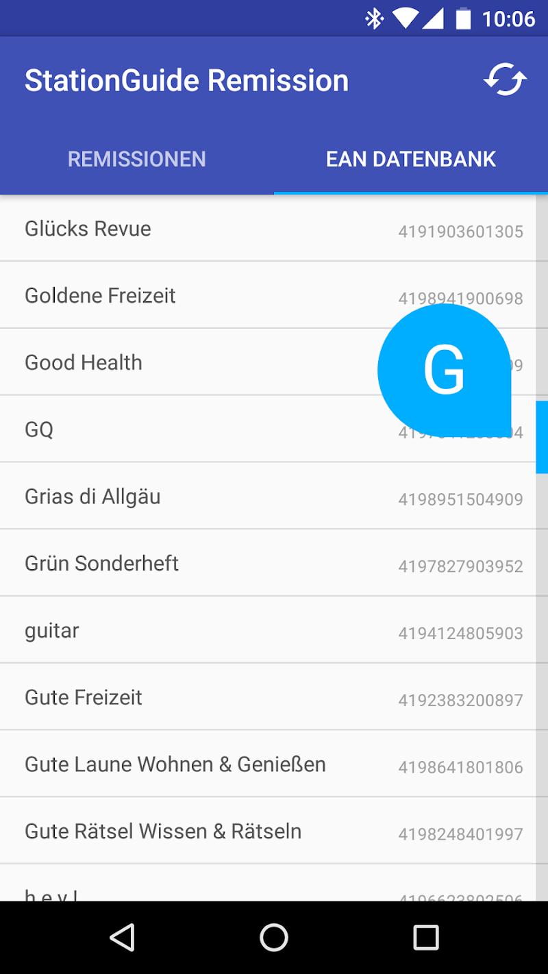 Скриншот StationGuide Remission