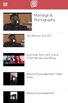God Over Porn APK screenshot thumbnail 2