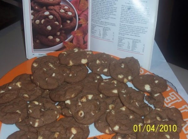 Double Chocolate Cookies Recipe