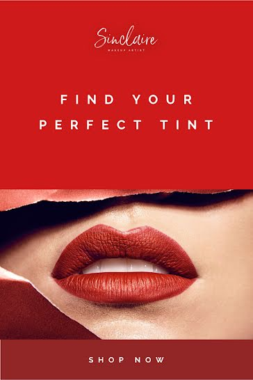 Your Perfect Tint - Pinterest Pin Template