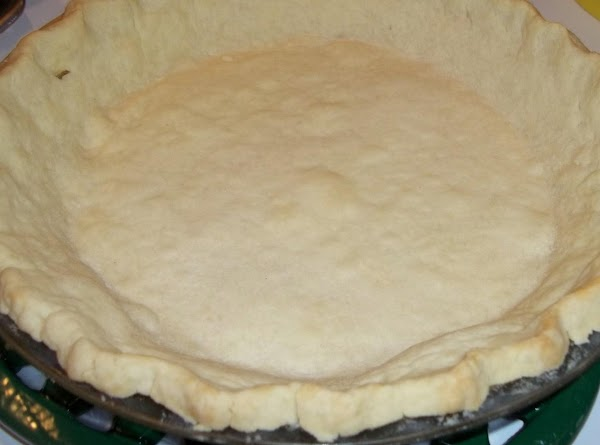 Prepare 9 inch pie crust. Could probably use graham cracker crust also. I prefer...