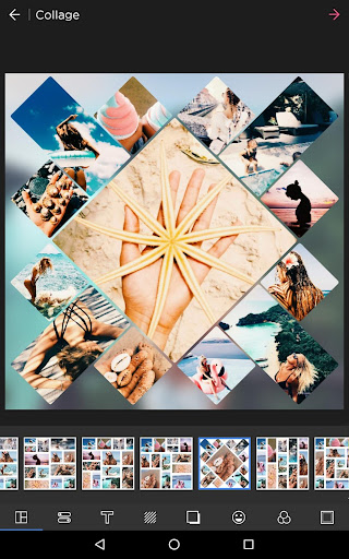 Photo Collage Editor & Collage Maker - Quick Grid for PC