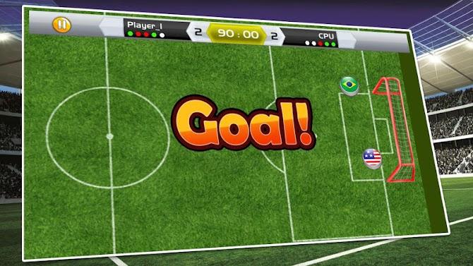 New Soccer Stars 2018 : Carrom King Soccer Game Android 4