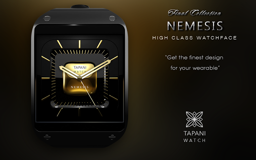 Nemesis weather watch face  screenshots 9