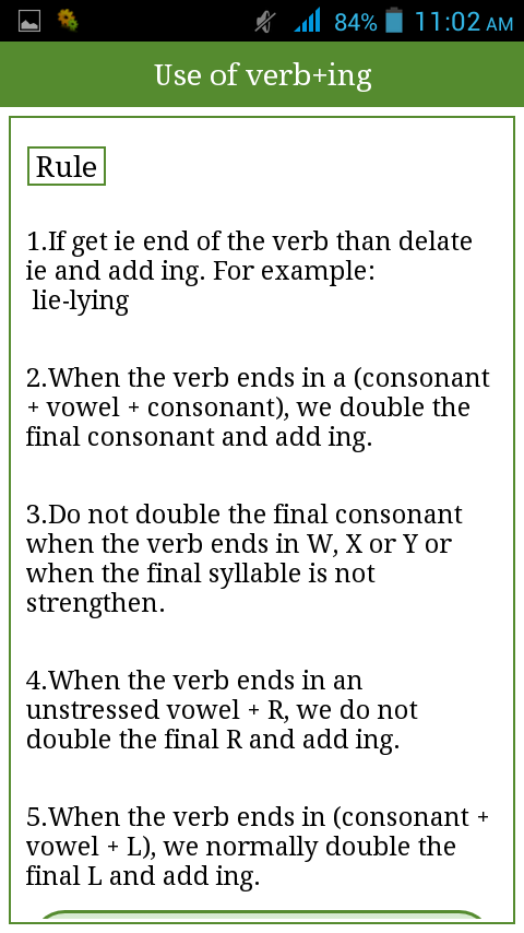 Faze verb meaning to learn