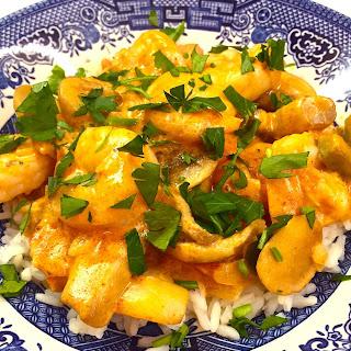 Creamy Shrimp Creole