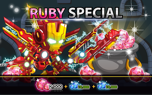 Cash Knight Ruby Special Screenshot