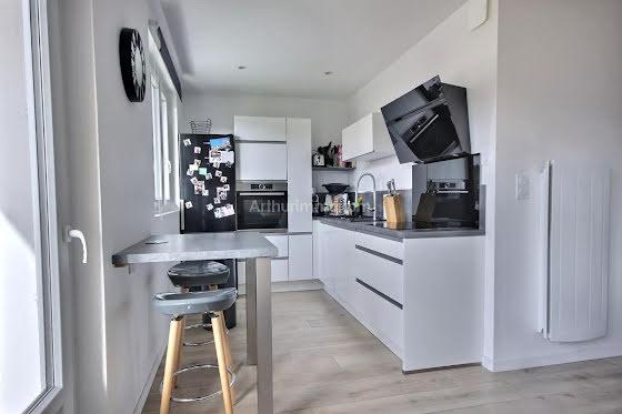 Vente appartement 3 pièces 66,38 m2