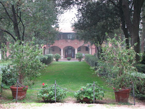 Photo: The Villa Pambuffetti, our home in Montefalco.