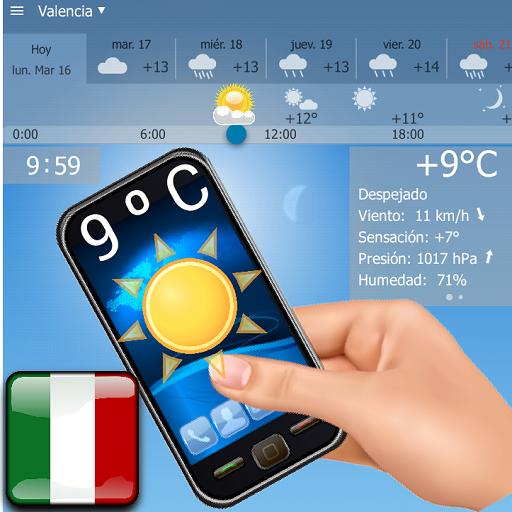 Temperatura y Tiempo en Mexico
