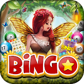 Bingo Quest - Elven Woods Fairy Tale