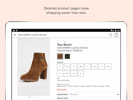 SHOPBOP - Women's Fashion 2.1.12-google screenshots 9