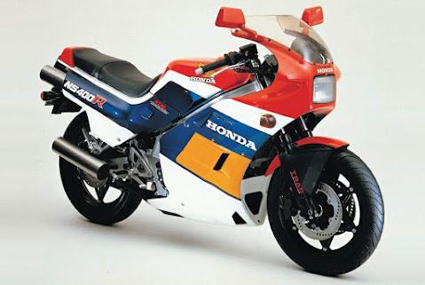Honda NS 400 R-manual-taller-despiece-mecanica