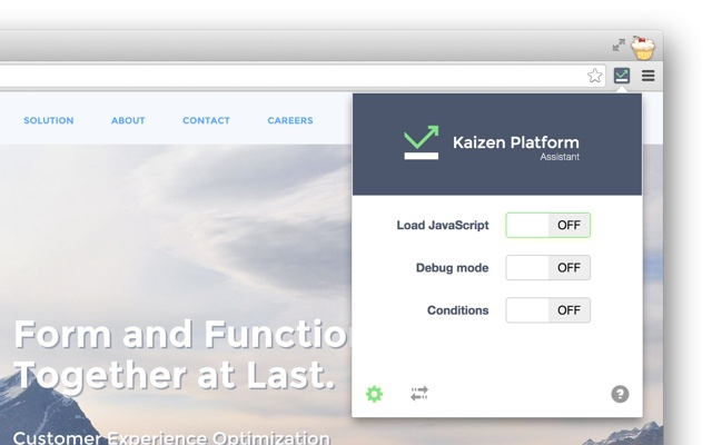 Kaizen Platform Assistant