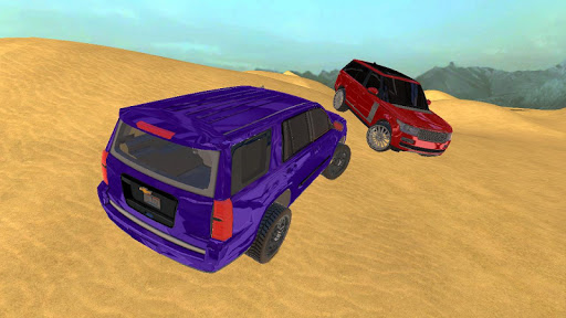 Grand Off-Road Cruiser 4x4 Desert Racing android2mod screenshots 5