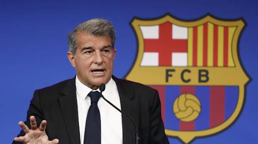 """Laporta: """"Bartomeu ha llevado al Barça a la ruina"""""""