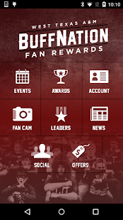BUFFNATION FAN REWARDS screenshot 1