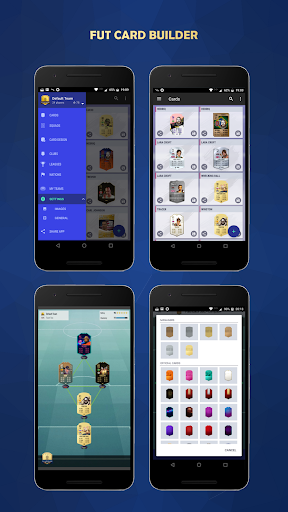 FUT Card Builder 20 screenshots 7